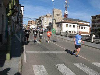 Modificación del tráfico por la Media Maratón del domingo
