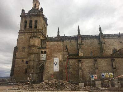 El lunes darán una charla sobre el seguimiento de las obras de la Catedral