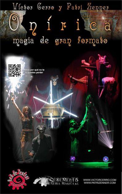 Espectáculo de Magia en la Casa de Cultura