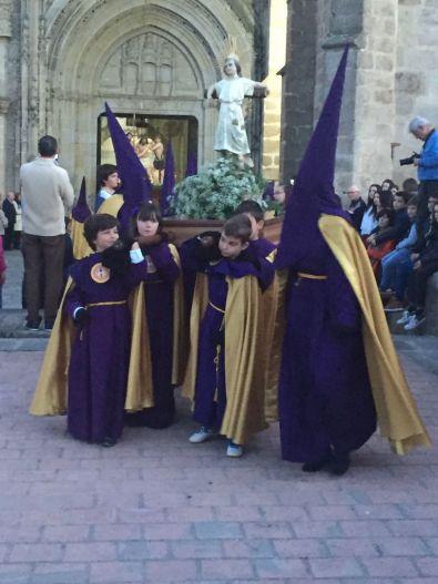 Viacrucis al Calvario, El Santo Entierro y la del Silencio serán las procesiones para este Viernes Santo