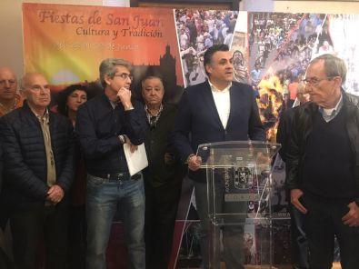 Inauguran la Exposición Museística Permanente de las Fiestas de San Juan