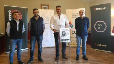 Diana Navarro abrirá el Festival Internacional de Guitarra de Coria