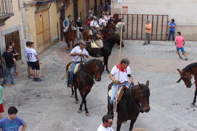 Abiertas las inscripciones para participar como jinete en el traslado de los bueyes de San Juan