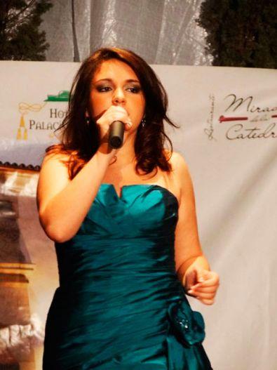 El Ayuntamiento apoyará a la joven Diana Martín con una gira de conciertos
