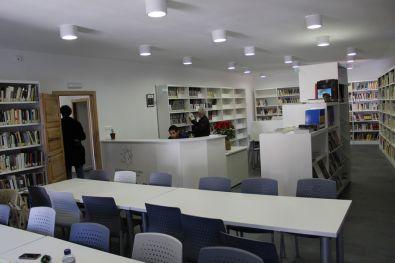 """La Biblioteca """"Rafael Sánchez Ferlosio"""" acoge una conferencia sobre """"la Cultura escrita"""""""