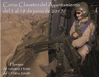 Una muestra expone la labor de las tropas españolas en Afganistán