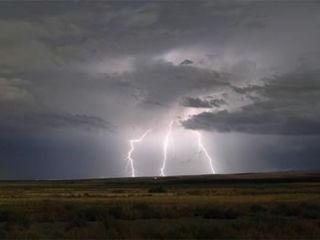 Activan la alerta amarilla por tormentas en el norte de Cáceres para este jueves