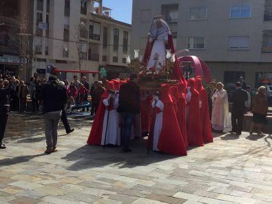 La procesión del Encuentro dará fin a la Semana Santa de Coria