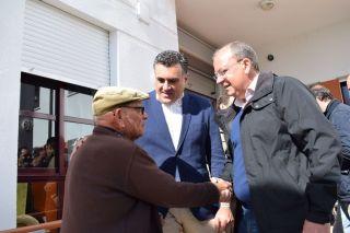 """El Alcalde asegura que """"seguirá apostando por la Residencia de Ancianos y la finalización del Centro de Día"""""""