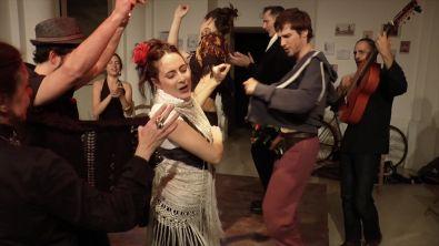 """La Casa de Cultura acoge este jueves una adaptación de """"La Gitanilla"""" de Cervantes"""