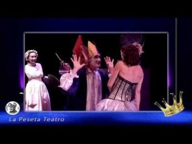 """El Certamen de Teatro no profesional  continúa con la obra """"El rey  se muere"""""""