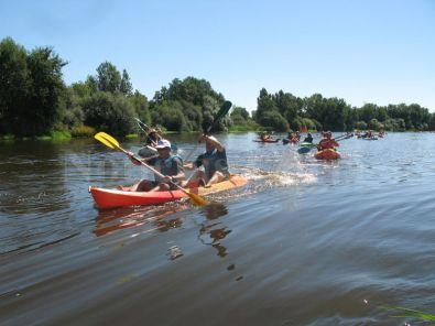 Aprueban inicialmente la modificación del Reglamento nº19 del Descenso del Río Alagón