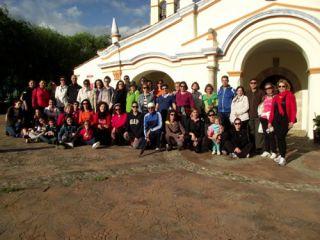 """El jueves 27 de abril se realizará la XVII Marcha a pie """"Subida a la Ermita"""""""