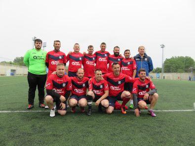 La Asociación Deportiva Villa de Moraleja gana la liga local de Fútbol-7 Aficionado