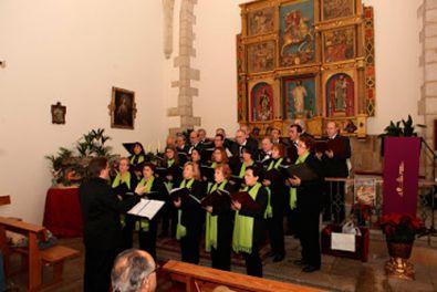 La Coral Cauriense cantará este viernes en honor a Santa Cecilia