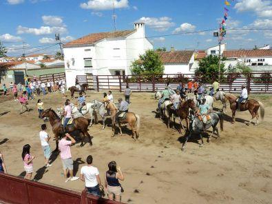 Las fiestas de Puebla de Argeme serán del 12 al 15 de mayo