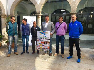 Presentan la IX Media Maratón de Coria con varias novedades