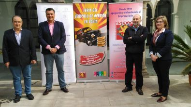 El próximo fin de semana se celebrará la IX Feria de Vehículo de Ocasión