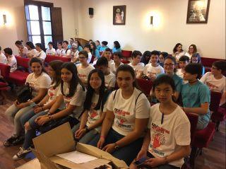 Alumnos de Plasencia, Badajoz y Fuentes de Cantos han sido los ganadores de la fase regional de las Olimpiadas de Matemáticas