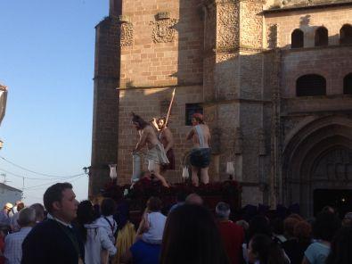 La procesión de la Pasión del Señor sale esta tarde de la Catedral