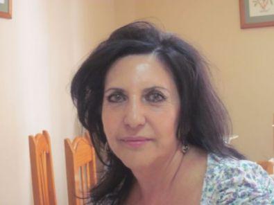 Rosa López, escritora cauriense