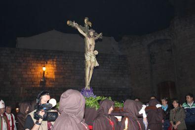 La Procesión del Cristo de los Afligidos será esta noche a las once